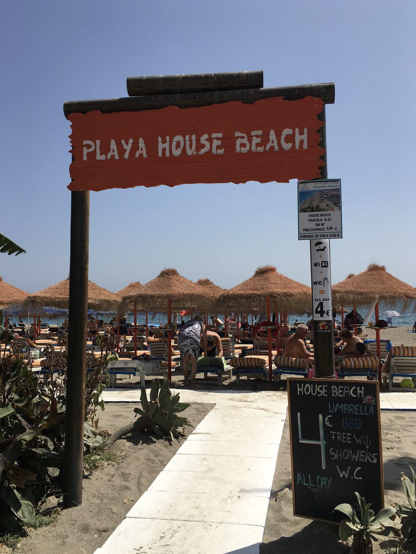 Playa House Beach