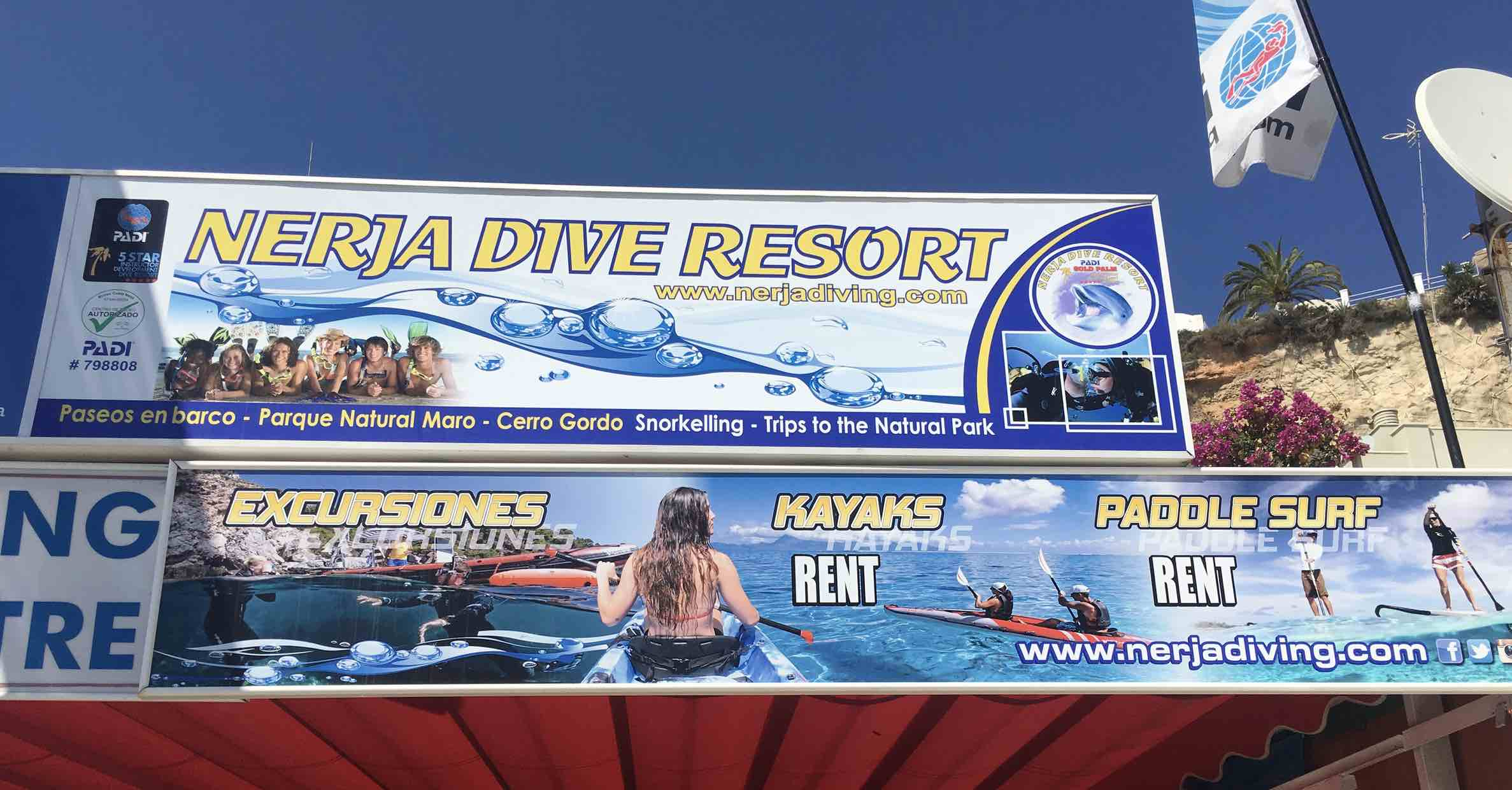 Nerja Dive Resort